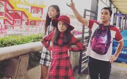 Bà xã Quyền Linh chia sẻ ảnh đi du lịch của gia đình, dân tình phát hiện ra tận 2 điều thú vị