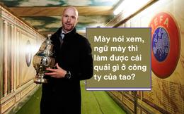 """Ajax trở lại đỉnh cao nhờ """"kẻ bất tài trong mắt cha"""" và yêu thơ của Louis van Gaal mê mệt"""
