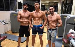 Không nhất thiết phải ghi bàn, chỉ cần đăng một bức ảnh Ronaldo đã khiến cư dân mạng điên đảo như thế này đây