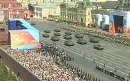 Nga tiến hành tổng duyệt lễ diễu binh mừng Ngày chiến thắng