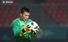 """""""Thủ môn quốc dân"""" Bùi Tiến Dũng đứng trước cơ hội lớn nhưng đầy rủi ro ở Hà Nội FC"""