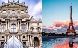 Sau nhà thờ Đức Bà Paris, đây là 2 điểm cực hút khách du lịch mỗi khi đặt chân đến Pháp