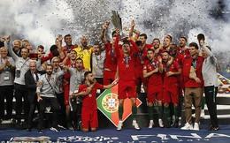 Ronaldo và Bồ Đào Nha lên ngôi vô địch, thống trị tuyệt đối châu Âu