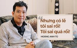 Nhà văn Hoàng Anh Tú: Nếu chỉ còn 1 ngày để sống, tôi sẽ chiến đấu, thay đổi ngay từ hôm nay