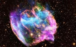 Chúng ta đứng thẳng nhờ… siêu tân tinh