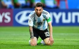 Muốn về đích với Argentina, Messi phải học Ronaldo