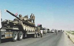 """Chiến sự Syria: Lực lượng Nga-Syria dồn dập bắn phá, """"đoạt mạng"""" 2 chỉ huy khủng bố khét tiếng"""