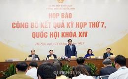 Tổng thư ký Nguyễn Hạnh Phúc: Cá nhân tôi không đồng tình thu 'phí chia tay'