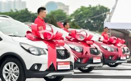650 chiếc xe VinFast đầu tiên đã được giao đến tay người Việt trong 1 ngày