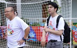 Giám đốc 33 tuổi đứng sau cuộc thương lượng về hợp đồng của HLV Park Hang-seo
