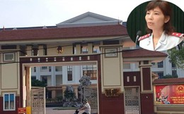 Thêm một nữ cán bộ đoàn Thanh tra Bộ Xây dựng vòi tiền ở Vĩnh Phúc bị tạm giữ