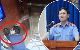 Nguyên phó viện trưởng VKS bị cáo buộc dâm ô, Luật sư nói: Yêu thương trẻ em gì kỳ lạ vậy?