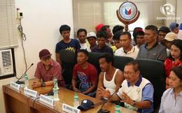 Thuyền trưởng Philippines bất ngờ thay đổi sau cuộc gặp kín với BT Nông nghiệp: Không chắc tàu TQ cố ý đâm hay không