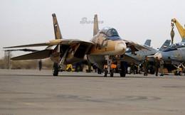 """F-14 Iran sẽ """"tuyệt chủng"""" khi đối đầu với tiêm kích tàng hình Mỹ?"""
