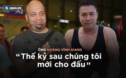 """Chủ tịch Hoàng Vĩnh Giang: """"Thế kỷ sau Flores sẽ được cấp phép. Đấu đá cái gì, quá vớ vẩn"""""""
