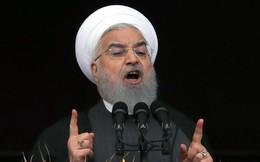 """Tổng thống Iran mắng Mỹ giả dối và nói Nhà Trắng """"bị chậm phát triển trí tuệ"""""""