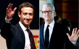 Facebook 'đá đểu' Apple, gọi hãng này là câu lạc bộ chỉ dành cho người giàu