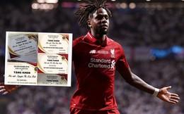 """28 giấy khen """"lạ"""" trong một lớp học và bí mật tạo nên """"thần tài"""" Champions League"""