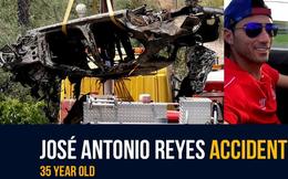 Giữa không khí tang thương, cầu thủ xấu số Reyes phải nhận lời phản biện đáng suy nghĩ