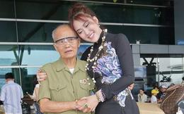 Bố của Phi Thanh Vân đột ngột qua đời, không kịp gặp mặt con cái