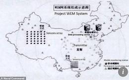 Trung Quốc chế tạo ăng-ten gấp 5 lần diện tích New York để xử lý tàu ngầm