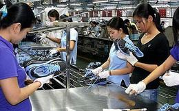 Khoảng 1 tỉ đôi giày được làm tại Việt Nam với giá 15 USD/đôi