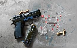 Chuyện về khẩu súng lậu chết chóc nhất nước Anh