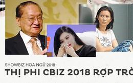 Showbiz Hoa ngữ năm 2018: Thị phi tình - tiền bủa vây sao lớn sao nhỏ