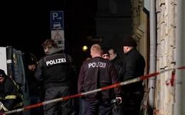 [Video] Nổ bên ngoài tòa nhà đảng cực hữu của nước Đức