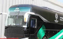 Lộ diện chiếc xe buýt đặc biệt của đội tuyển Việt Nam tại Asian Cup 2019