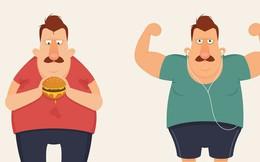 """Hóa ra đây chính là """"thủ phạm"""" khiến chúng ta cố gắng mà mãi chẳng giảm cân được"""
