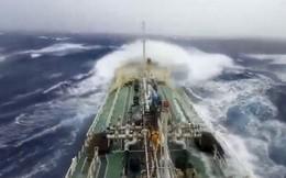Siêu bão thế kỉ đổ bộ Thái Lan, có thể gây sóng cao 7m