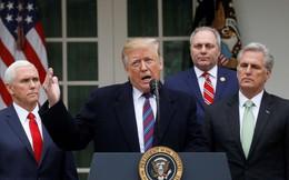 Tổng thống Trump đe dọa dùng quyền khẩn cấp để xây bức tường biên giới
