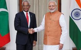 """Ấn Độ lại """"để mắt"""" tới Maldives: Tiền của Trung Quốc đã bớt hấp dẫn?"""