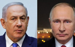 Israel hé lộ mưu tính hất cẳng Iran khỏi Syria với TT Putin