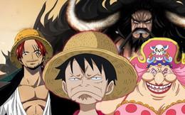 """10 nhân vật """"mạnh nhất nhì"""" One Piece đã xuất hiện trong năm 2018: Không hề có Luffy Mũ Rơm"""