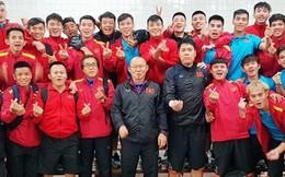 Tuyển Việt Nam, bầu Đức và 'nỗi lo phím enter' ở ASIAN Cup 2019
