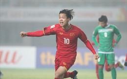Bất ngờ với sự thay đổi số áo cầu thủ tuyển Việt Nam dự Asian Cup 2019