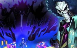 """One Piece: Sau khi năng lực của trái Yomi Yomi no Mi được thức tỉnh, """"bộ xương"""" của băng Mũ Rơm sẽ bá cỡ nào?"""