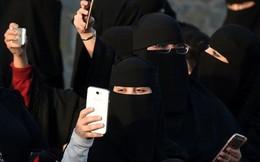 Phụ nữ Ả Rập Saudi sẽ được nhận tin nhắn báo ly hôn, tránh trường hợp bị chồng bỏ mà không biết