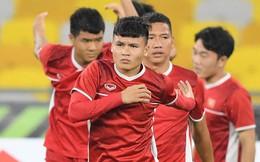 'Quên AFF Cup 2018, tuyển Việt Nam tự xác định là đội yếu nhất bảng D Asian Cup 2019'