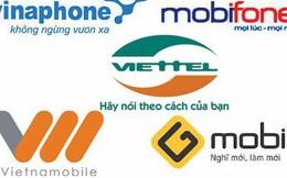 Chuyển mạng giữ số: Các nhà mạng tung khuyến mại kèm cam kết giữ mạng, riêng Vietnamobile vẫn trì hoãn xử lý?