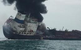 Danh sách 25 thuyền viên trên tàu Aulac Fortune bị bốc cháy ngoài khơi Hong Kong