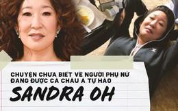 Sandra Oh: Người phụ nữ thất bại trong hôn nhân vẫn không ngừng theo đuổi đam mê và giải thưởng danh giá khiến cả châu Á tự hào