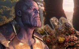 """Sau Avengers: Infinity War, Găng tay Vô Cực đã """"hợp nhất"""" với bàn tay của Thanos?"""