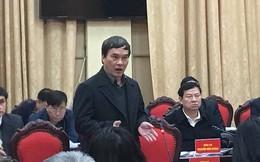 Hà Nội kỷ luật 1.114 đảng viên trong năm 2018