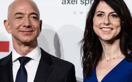 Vợ của Jeff Bezos có thể nhận được bao nhiêu tiền sau vụ ly hôn?