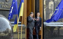 Mờ mịt bến bờ phương Tây với Ukraine