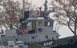 Nga sẽ trả tự do cho các thủy thủ Ukraine nếu đạt được thỏa thuận