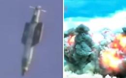 """Trung Quốc tung cảnh thử nghiệm """"Mẹ của các loại bom"""" phiên bản tự chế"""
